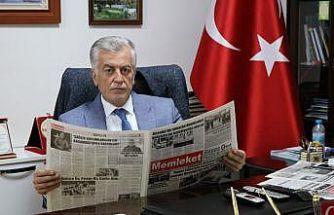 Kırşehir Memleket Gazetesi, 44. yılını kutluyor