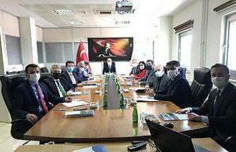 SGK il müdürleri toplantısı Düzce'de yapıldı