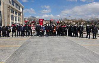 Uşak'ta Polis Haftası çeşitli etkinliklerle kutlandı