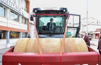 Yahyalı Belediyesi araç filosunu genişletiyor