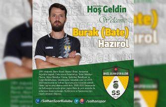 Efeler Ligi'nden Bingöl Solhanspor'a iki transfer