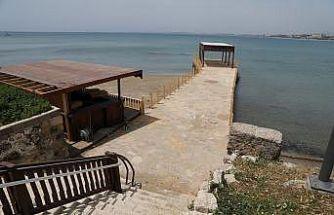 Nar Beach Manavgat'ta hizmete açılacak