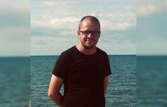 AK Parti Gençlik Kolları üyesi genç, kazada hayatını kaybetti