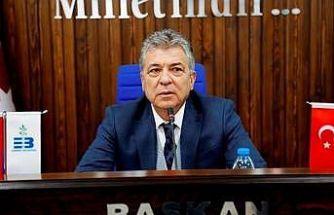 """Başkan Arslan: """"Alnımız açık, başımız dik"""""""