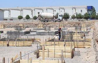 Iğdır'da rafine tuz fabrikasının temeli atıldı