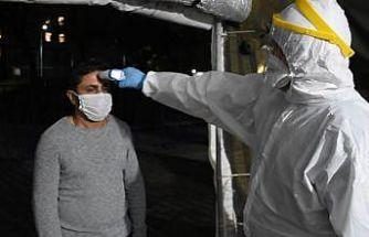 Isparta'da temaslı 18 kişi KYK yurdunda izole ediliyor