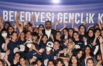 Toroslar Belediyesi'nin Gençlik Kampı coşkuyla sona erdi