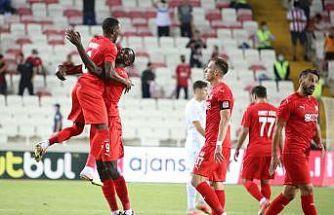UEFA Avrupa Konferans Ligi: Sivasspor: 1 - Petrocub Hincesti: 0 (Maç sonucu)