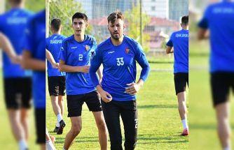 Uşakspor, yeni sezon çalışmalarına devam ediyor