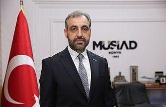 """Başkan Kağnıcı: """"Gün birlik ve beraberlikle, kararlılıkla mücadele günüdür"""""""