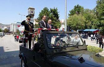 Çankırı'da Zafer Bayramı coşkuyla kutlandı
