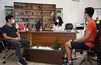 Mersin Büyükşehir Belediyesinden öğrencilere tercih danışmanlığı desteği