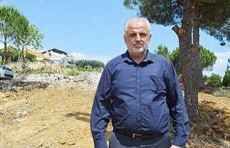 Ayvalık'ta AK Partili Gür'den belediye mülklerinin satışına tepki: