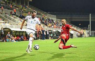 Denizlispor öne geçtiği maçta 3 puanı bıraktı