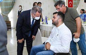 """Elban: """"Rabbim ülkemizin savunmasında görev alanların ayaklarına taş değdirmesin"""""""