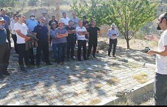 """Erzurum'da """"Av yaban hayatı faaliyetleri, drone kullanımı ve foto kapan kurulumu"""" semineri düzenlendi"""