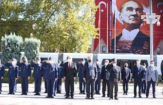 'Gaziler Günü' valilik meydanında kutlandı