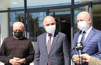 Kocasinan'da Osman Ulubaş Sümer Ortaokulu'nun açılmasına geri sayım