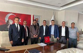 Sendikalar, Aile ve Sosyal Hizmetler İl Müdürlüğüne atanan Tatar ile görüştü