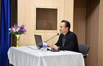 """Tuzla Belediye Başkanı Yazıcı: """"Dünden daha iyi olabilmek için sürekli bilgi edinmelisiniz"""""""