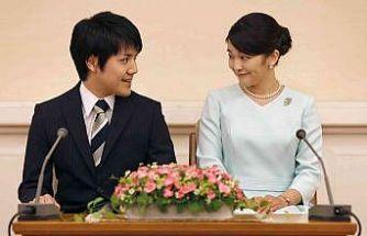 Aşkı kraliyete tercih eden Japon prensesin müstakbel eşinden imparatorluk malikanesini ziyaret