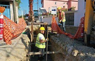 Aydın Büyükşehir Belediyesi Mursallı'da çalışmalarını sürdürüyor