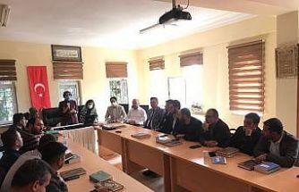 Din görevlilerine intiharı önleme toplantısı düzenlendi