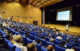 Diyarbakır'da 'Peygamberimiz ve Vefa Toplumu' konferansı