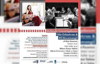 Dünyaca ünlü Hollanda Kraliyet Concertgebouw Orkestrası'ndan Türkiye turnesi