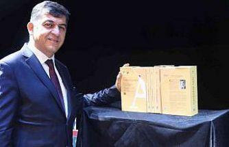 Fadıloğlu, Gaziantep ağzı ile ilgili 3 önemli eseri tanıttı