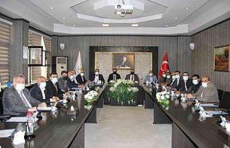 GTB Ekim ayı meclis toplantısı gerçekleştirildi
