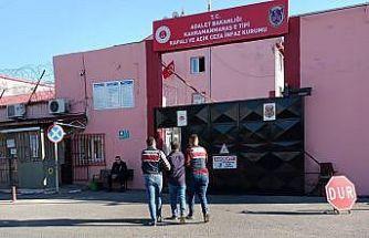 Kahramanmaraş'ta hakkında 18 yıl hapis cezası bulunan kişi yakalandı