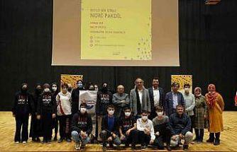 Kahramanmaraş'ta Nuri Pakdil paneli