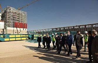 Karaman'a yapılan Biyokütle Enerji Santrali 125 bin hanenin elektriğini karşılayacak