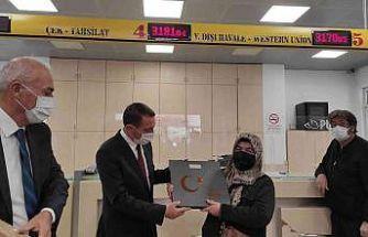 Kırşehir'de PTT'nin kuruluş yıldönümü kutlandı