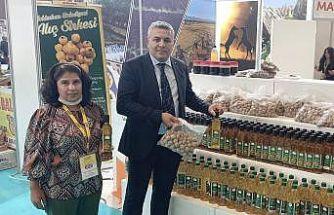 Malatya TSO, YÖREX'te Malatya'nın yöresel ürünlerini tanıtıyor