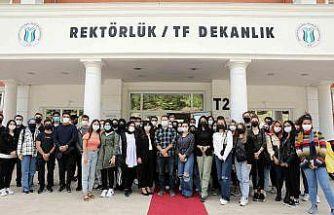SUBÜ Genç Kalite Topluluğu YÖKAK çalıştayında
