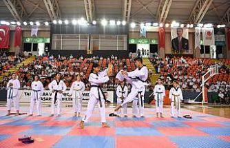 Tekvando Poomsae Türkiye Şampiyonası Mamak'ta