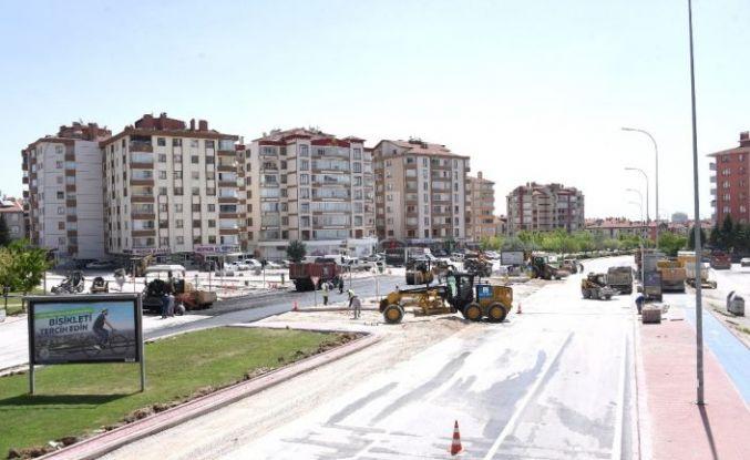 Konya trafiğinde yeni düzenlemeler