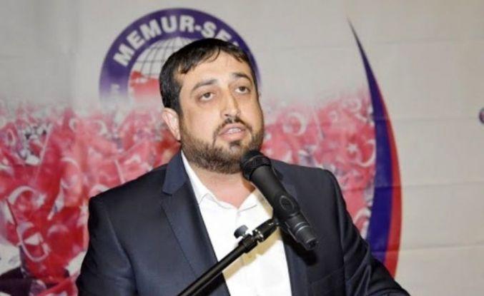 Memur-Sen Başkanı Çelebi'den Ramazan Bayramı Mesajı