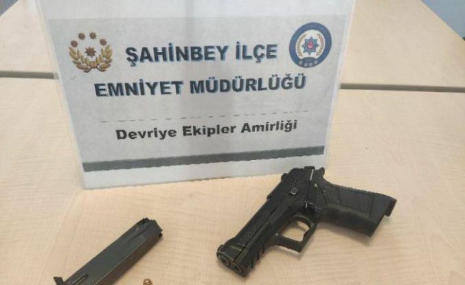 Gaziantep'te aranan 61 şüpheli şahıs yakalandı