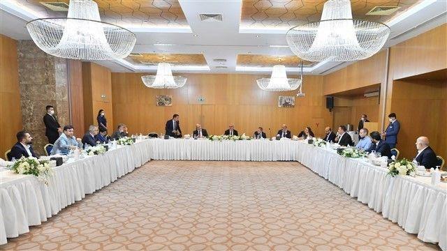 Diyarbakır'da turizm koordinasyon toplantısı yapıldı