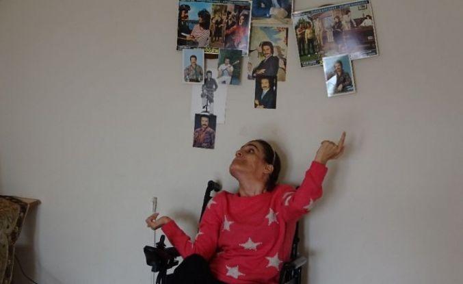 (Özel) 46 yıllık Orhan Gencebay hayranlığı engel tanımadı