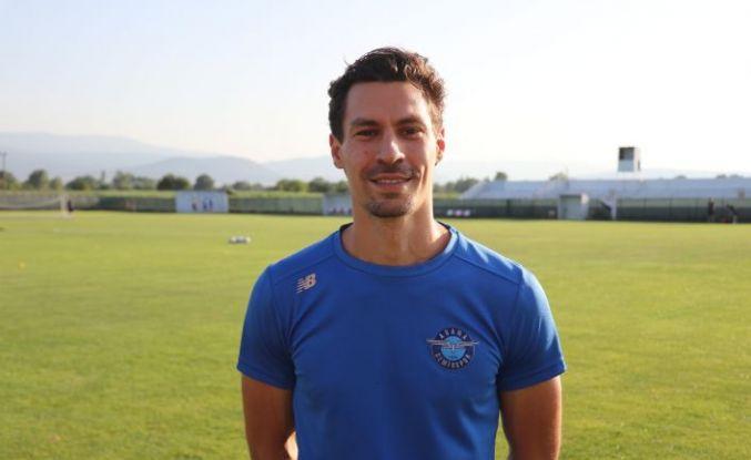 """Benjamin Stambouli: """"Hedefimiz ligi en iyi yerde bitirmek"""""""