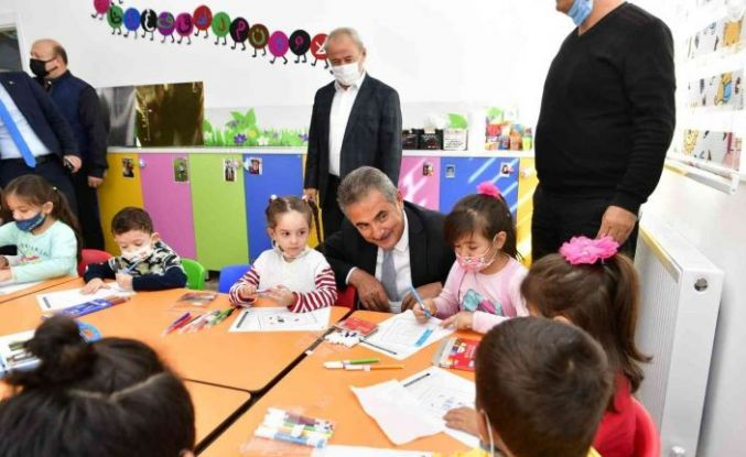 Mamak Belediye Başkanı Köse, Kur'an kursunun açılışını yaptı