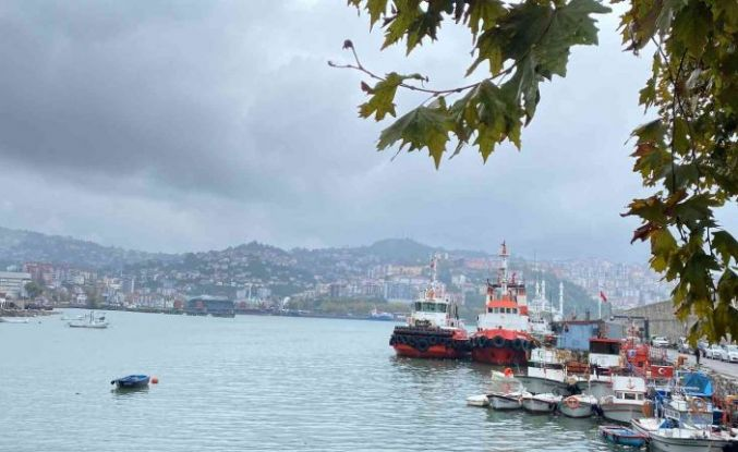 Meteoroloji uyardı, Zonguldak için kuvvetli yağış bekleniyor